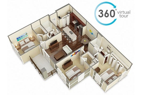 360° Panorama tours