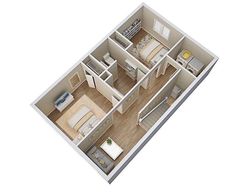 3d House Floor Plan Tsymbals Design