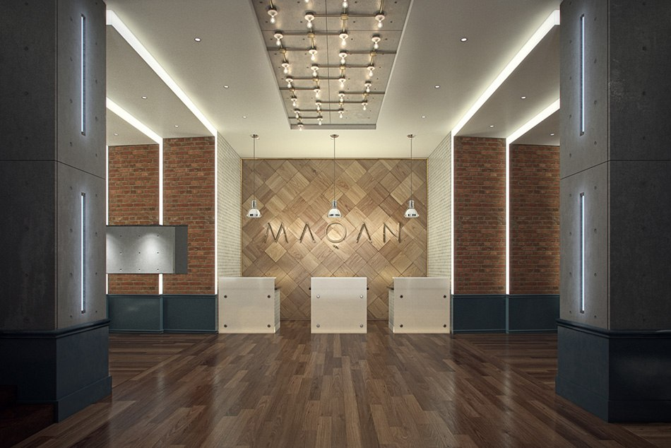 Maqan Architectural 3D Visualization by Tsymbals