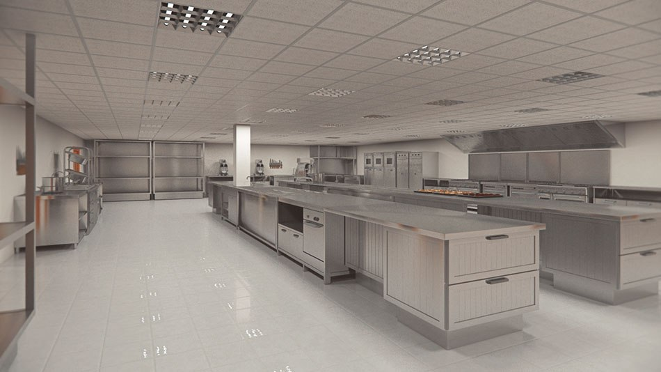 Factory 3D Visualization laboratory by Tsymbals