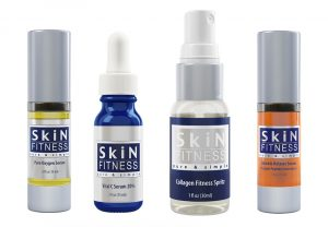 Bottles - 3D Body Care Products by Tsymbals