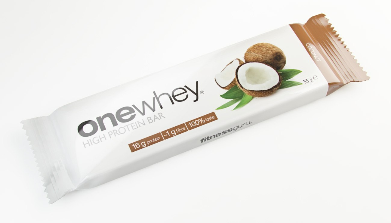 High protein bar - 3D Body Care Products by Tsymbals
