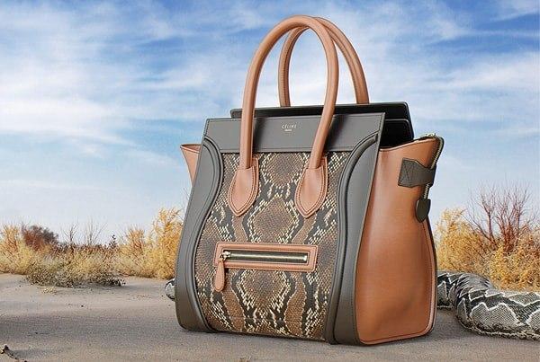 Luggage Bag Rendering