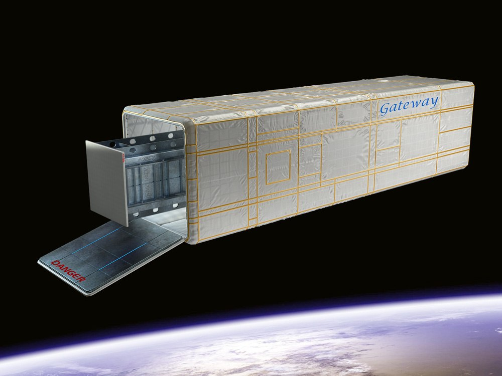 3D Space Station Hotel 1 image by Tsymbals