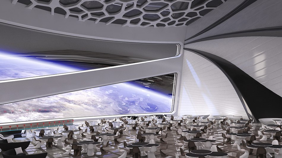 3D Space Station Hotel 5 image by Tsymbals