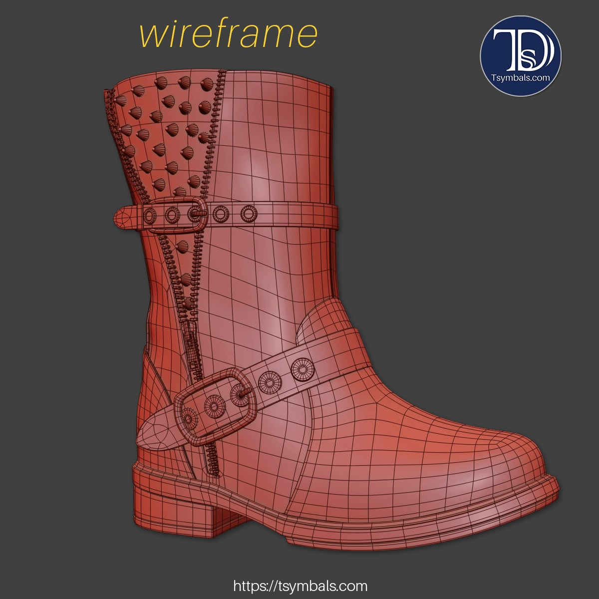 Shoes wire 01