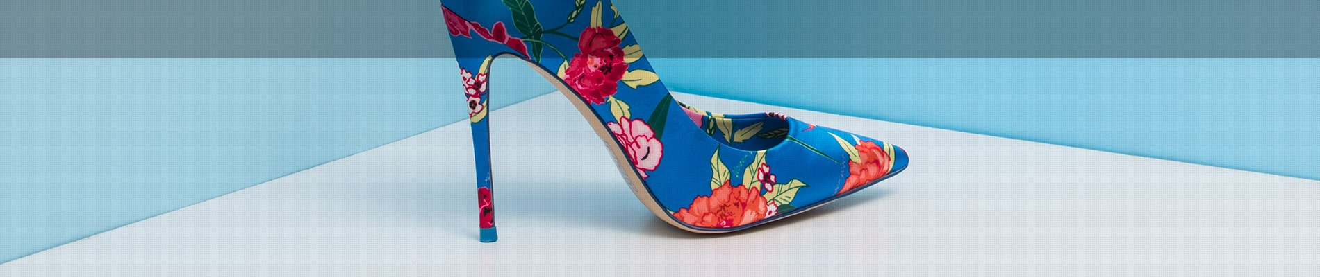 Footwear 3D model wireframes – Part II (High-heels)