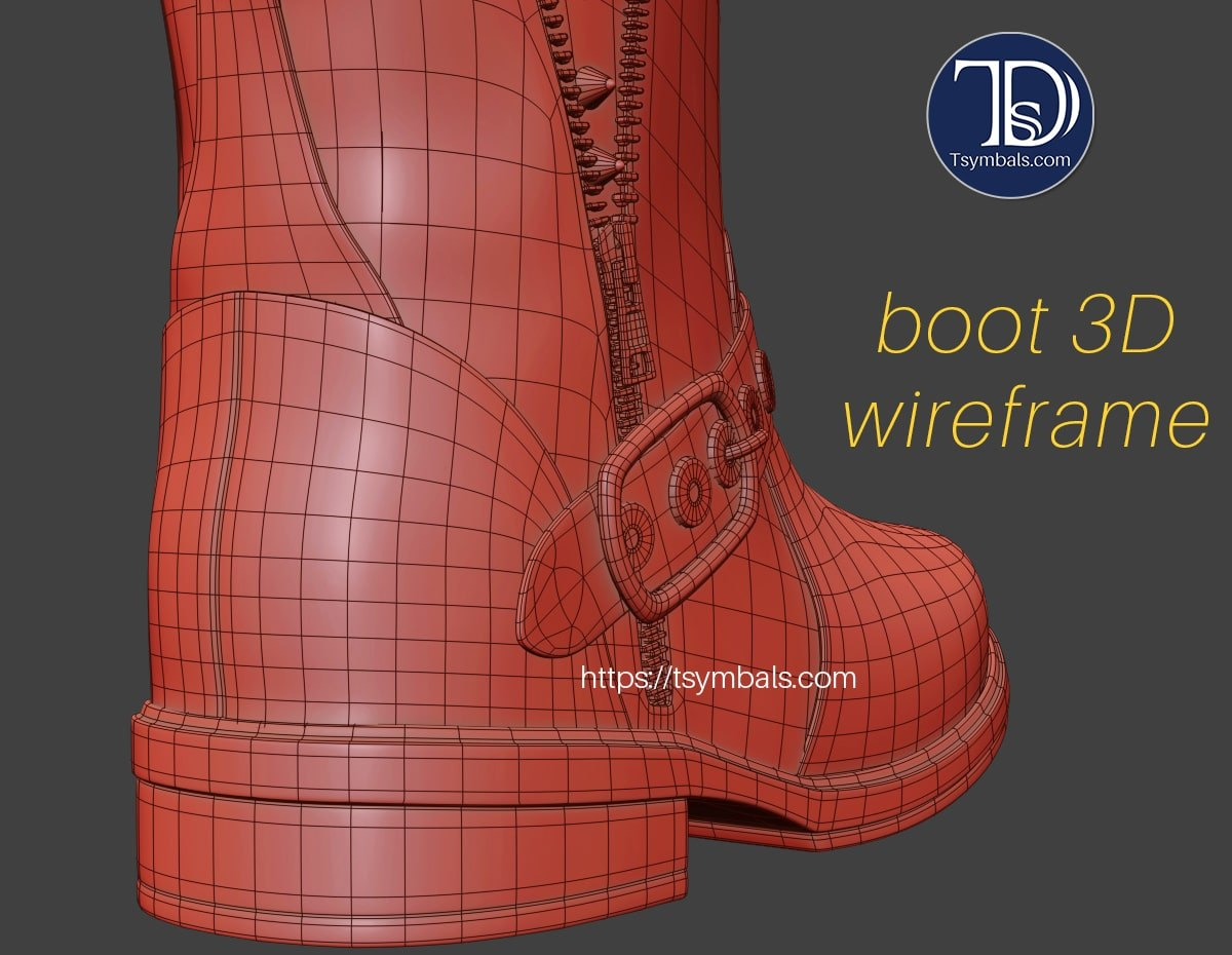 Shoes wire 05