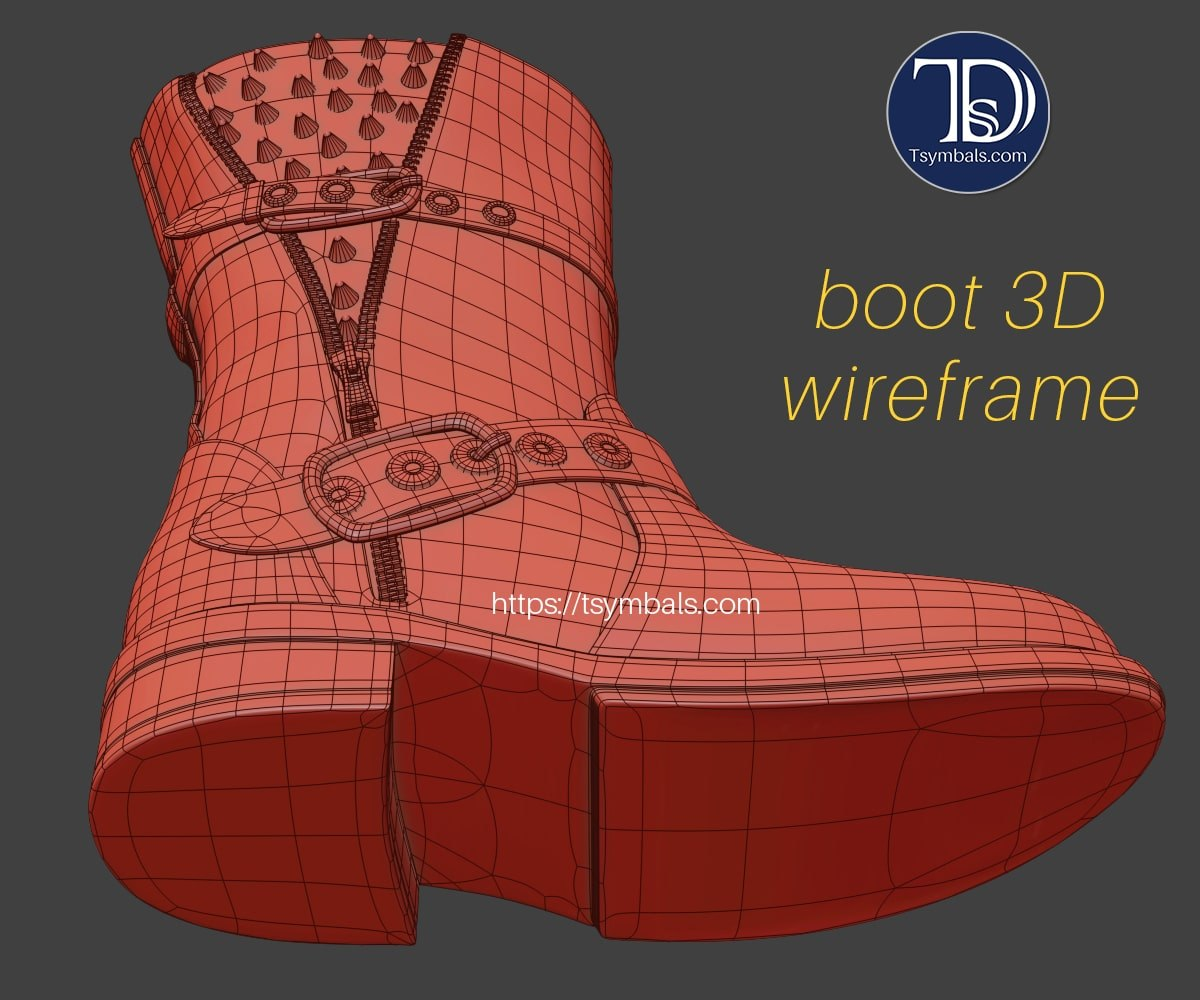 Shoes wire 07