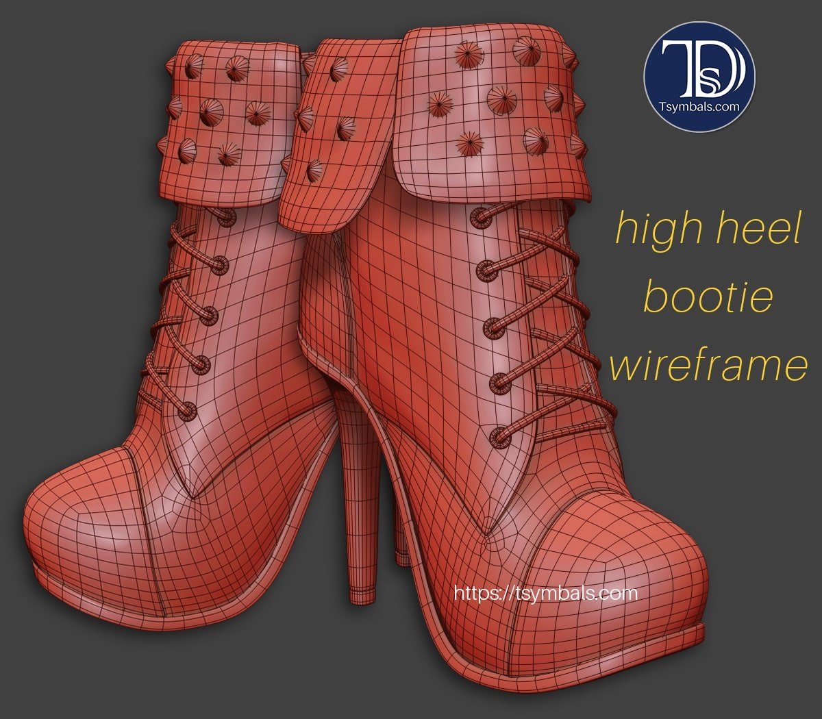 Shoes wire 09