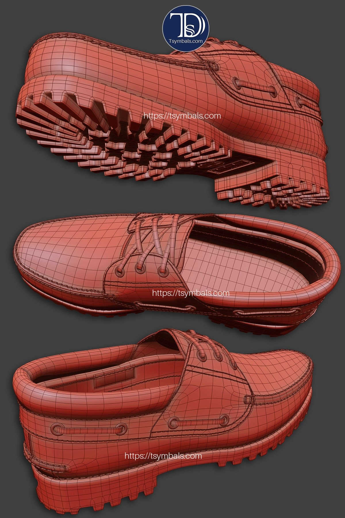 Shoes wire 18