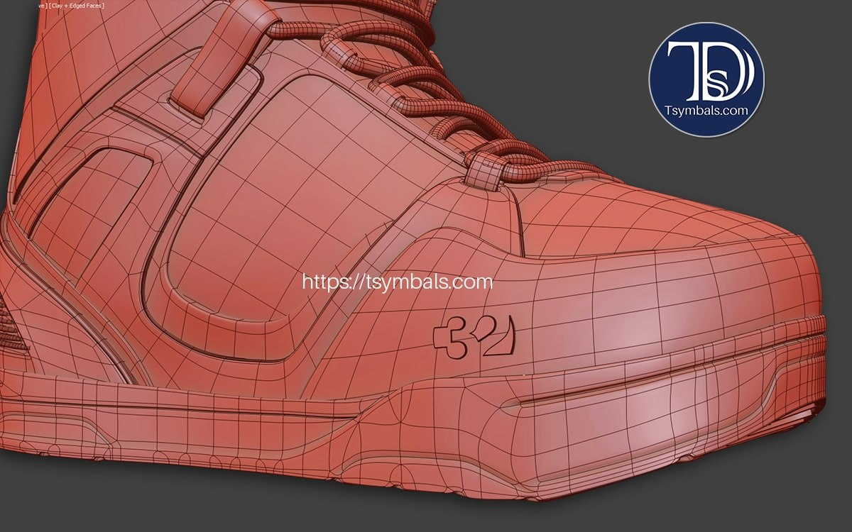 Shoes wire 27