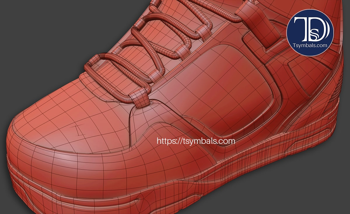 Shoes wire 30