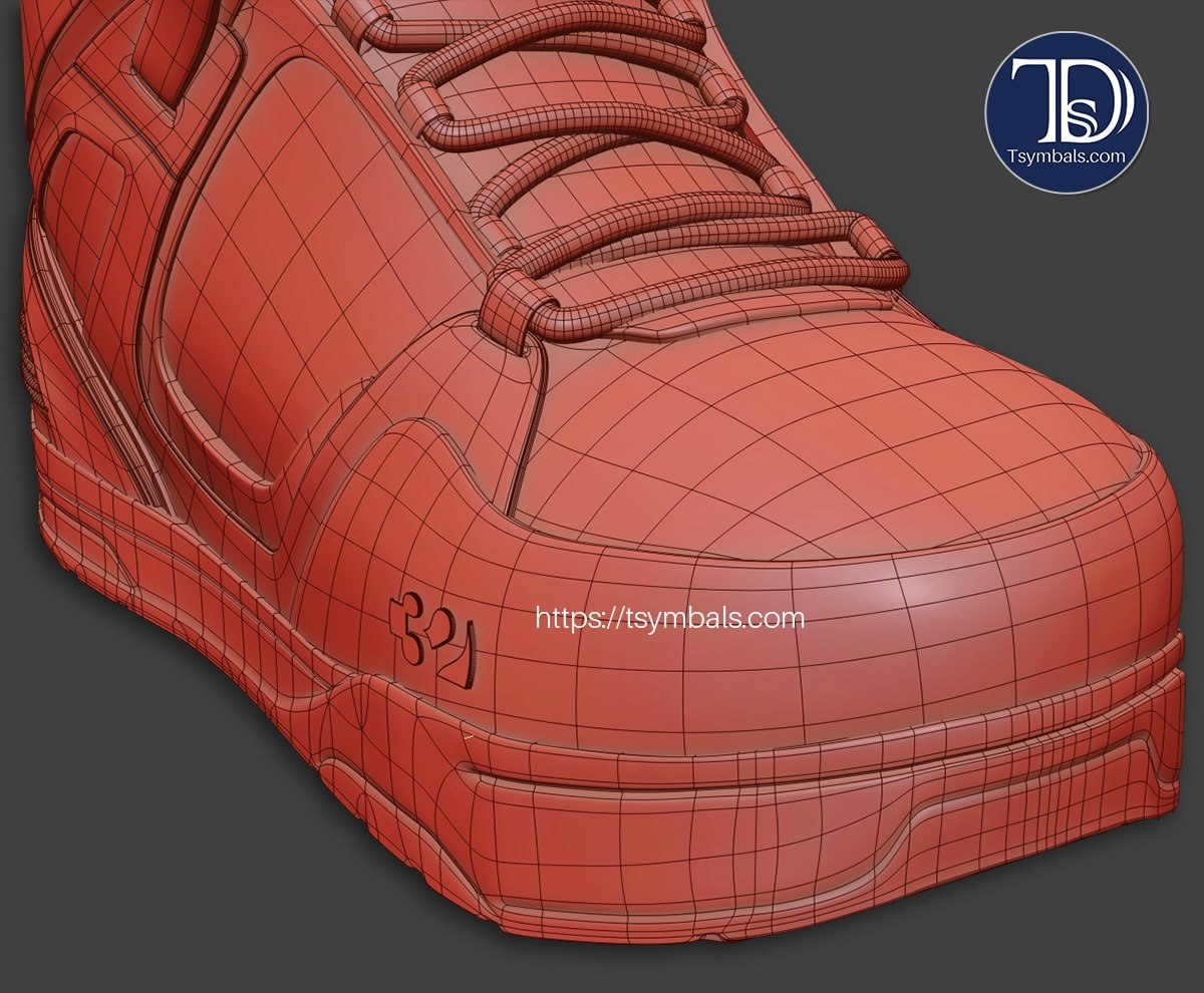 Shoes wire 37