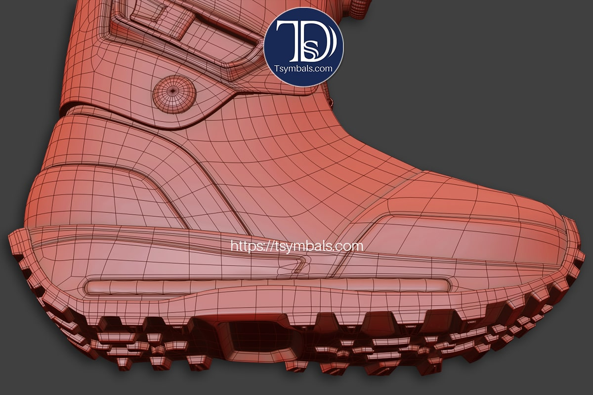 Shoes wire 43