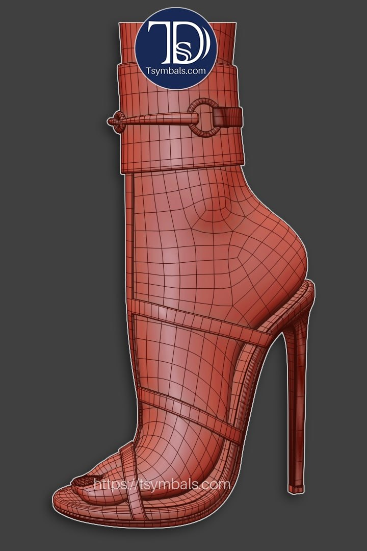 Shoes wire 53