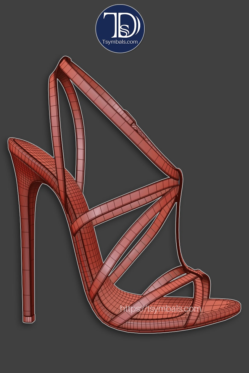 Shoes wire 55
