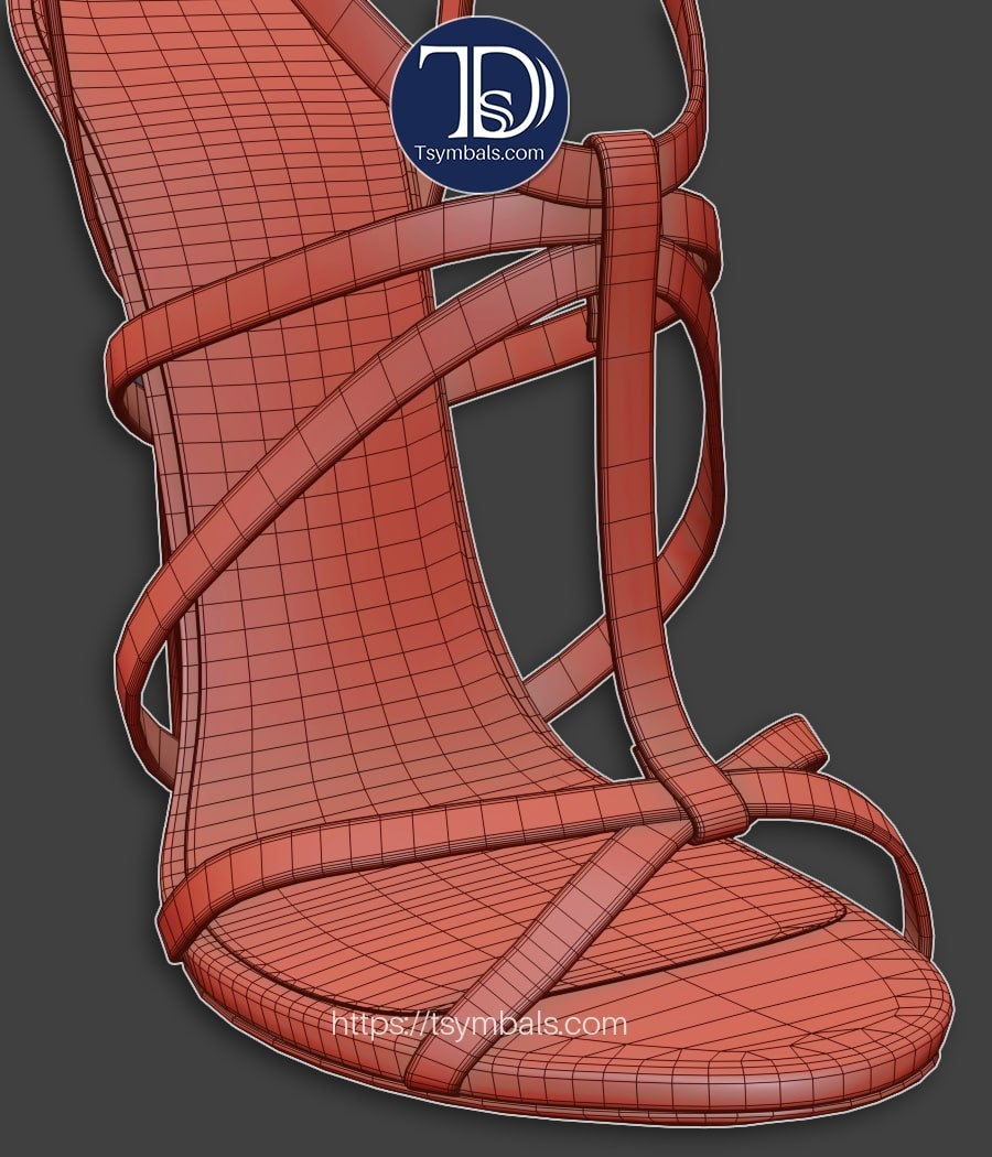 Shoes wire 57