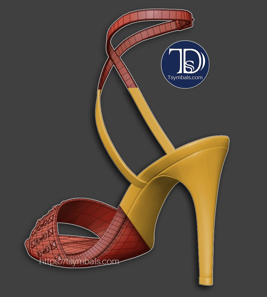 Shoes wire 62