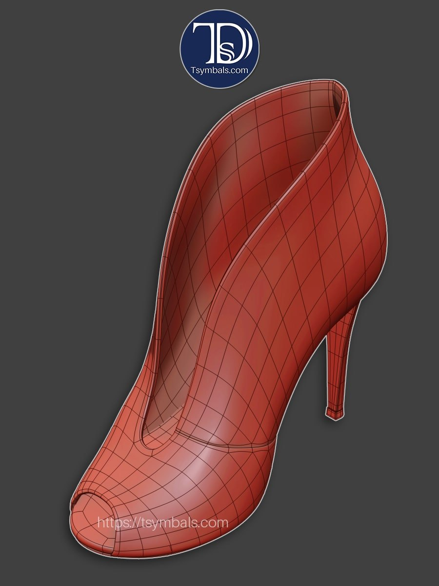 Shoes wire 76