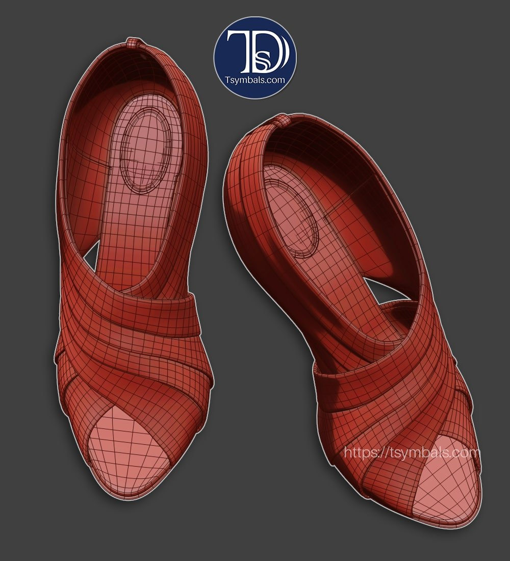 Shoes wire 84