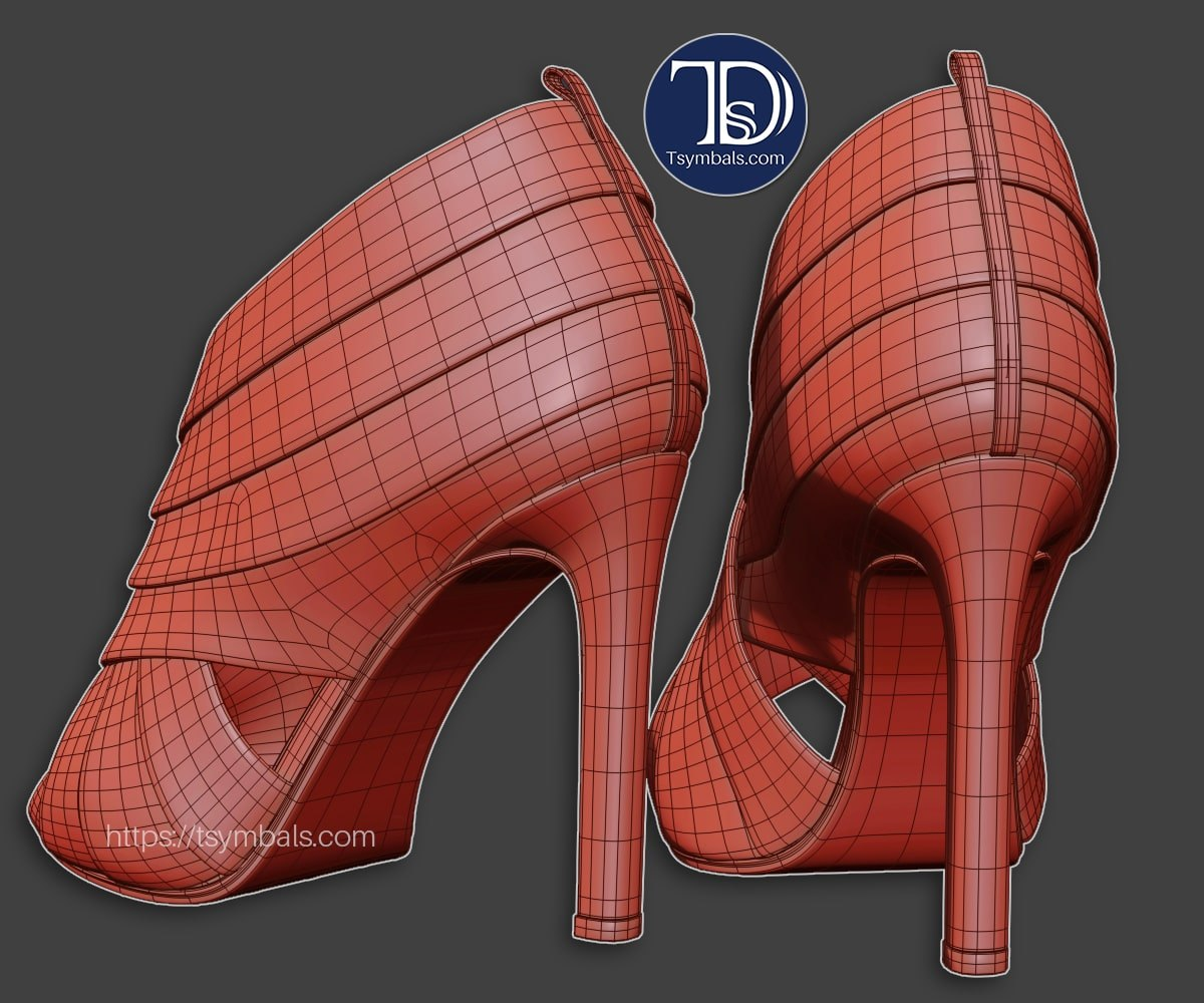 Shoes wire 86