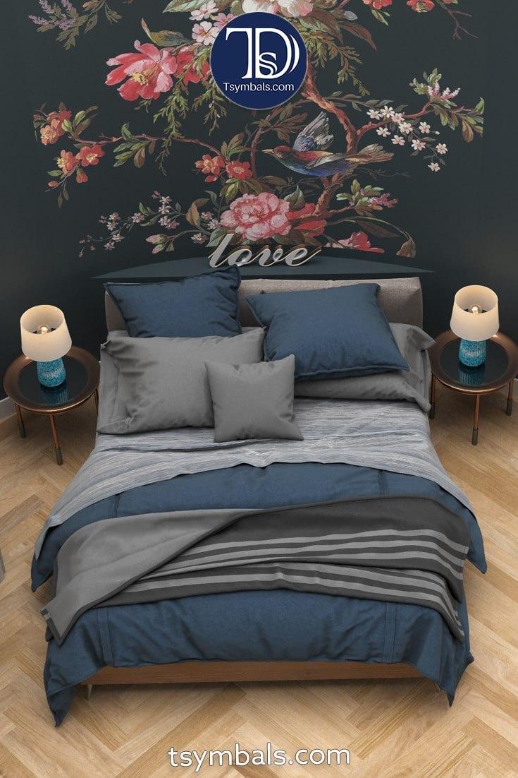 Love nest bedroom