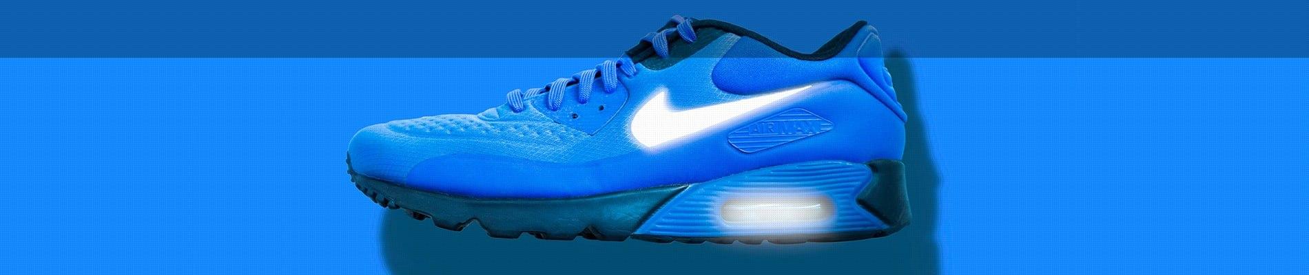 Sport shoes 3d modeling