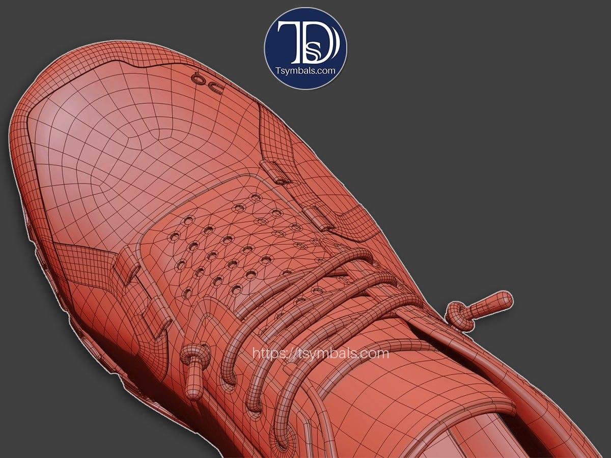 3d shoe designer