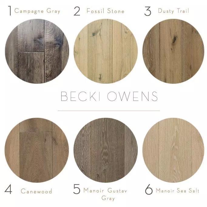 hardwood floor guide becki owens