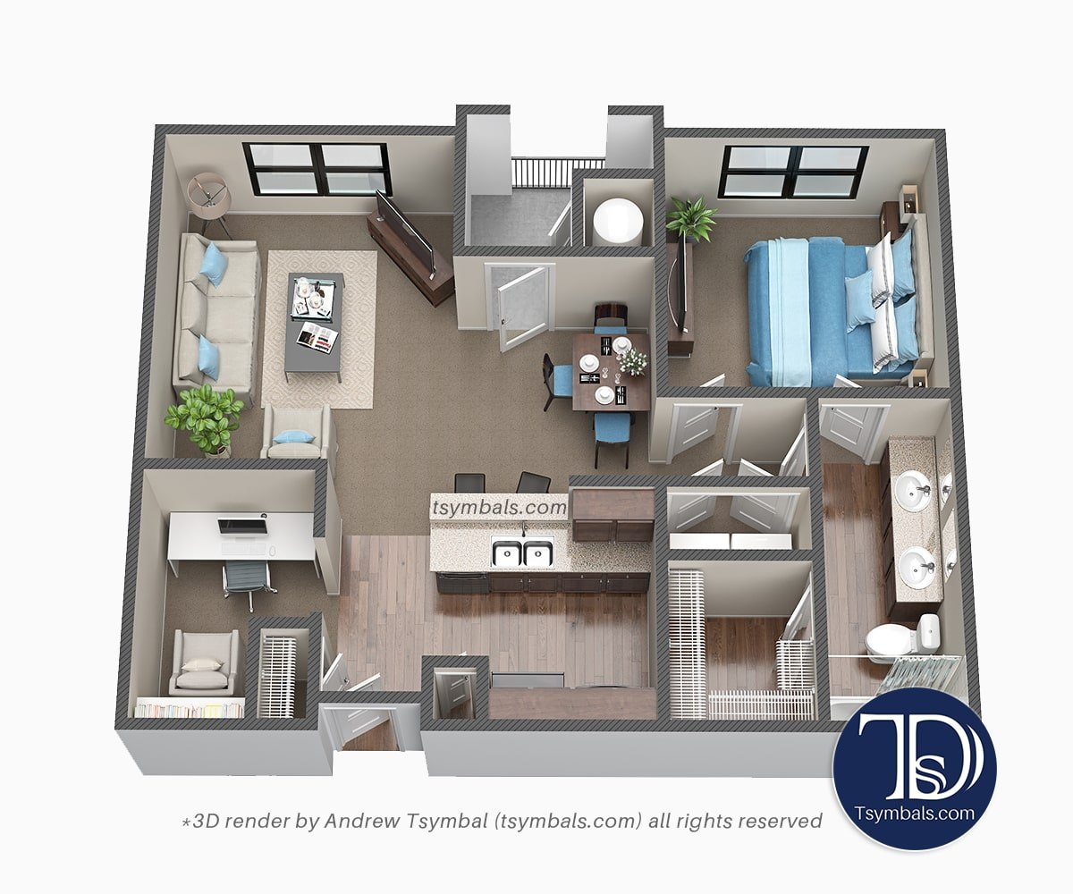simple floor plans photo