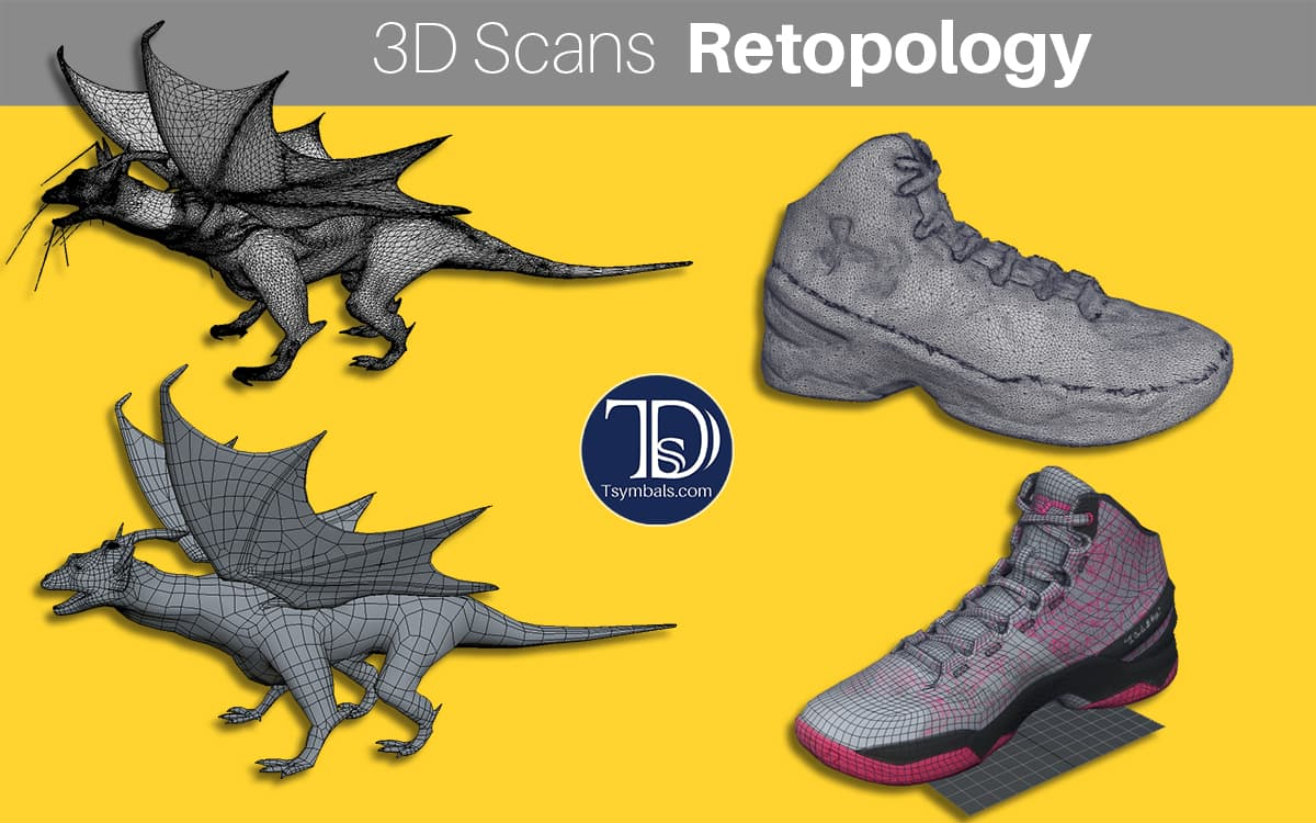 3D Scans optimization for production
